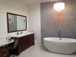 Ocean View Residence Master Bathroom